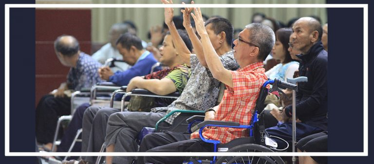 KPPI JAKARTA 22 MARCH 2018: GOD CARES FOR YOU AND LOVES YOU