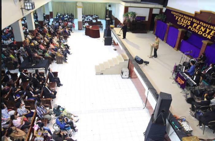 KPPI JAKARTA 13 SEPTEMBER 2018 : LET US COME TO JESUS