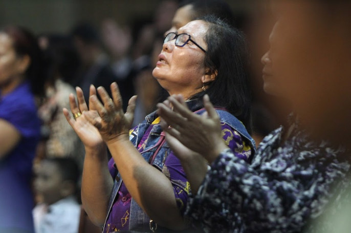 KPPI JAKARTA 23 AUGUST 2018: JESUS, THE SON OF THE LIVING GOD